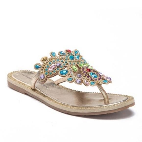 Lauren Lorraine Shoes - NEW Lauren Lorraine St. Tropez Sandals